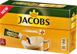 Jacobs 3in1 Caramel 169 g