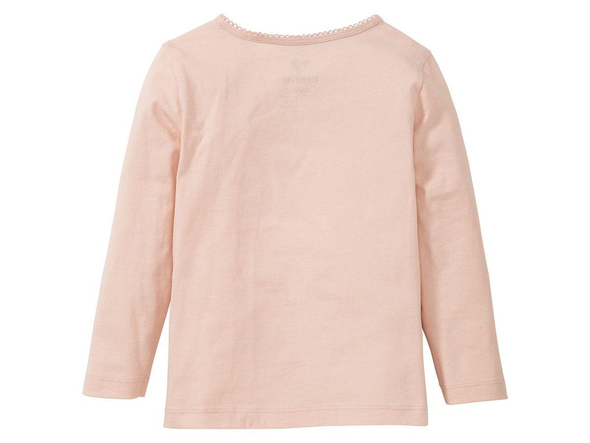 Bild 4 von LUPILU® PURE COLLECTION Kleinkinder Mädchen Pyjama