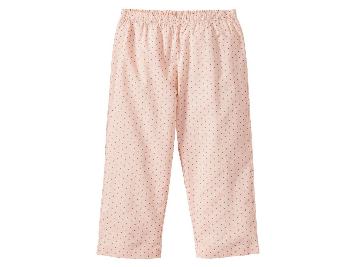 Bild 5 von LUPILU® PURE COLLECTION Kleinkinder Mädchen Pyjama
