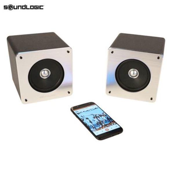 Soundlogic Bluetooth-Doppellautsprecher 17937