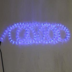 FLECTOR                 LED-Lichtschlauch, blau, 9 m