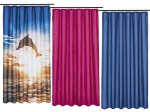 MIOMARE® Duschvorhang 180x200 cm