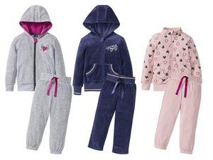 LUPILU® Kleinkinder Mädchen Nickianzug