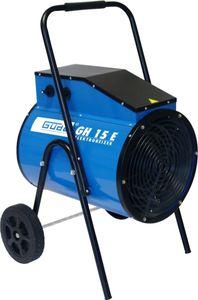 Güde GH 15 E Elektroheizer