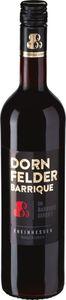 Dornfelder Rotwein QbA Barrique, 6 x 0,75 Liter