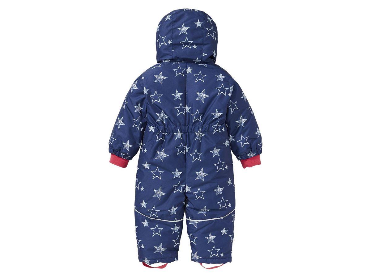 Bild 3 von LUPILU® Baby Mädchen Schneeoverall