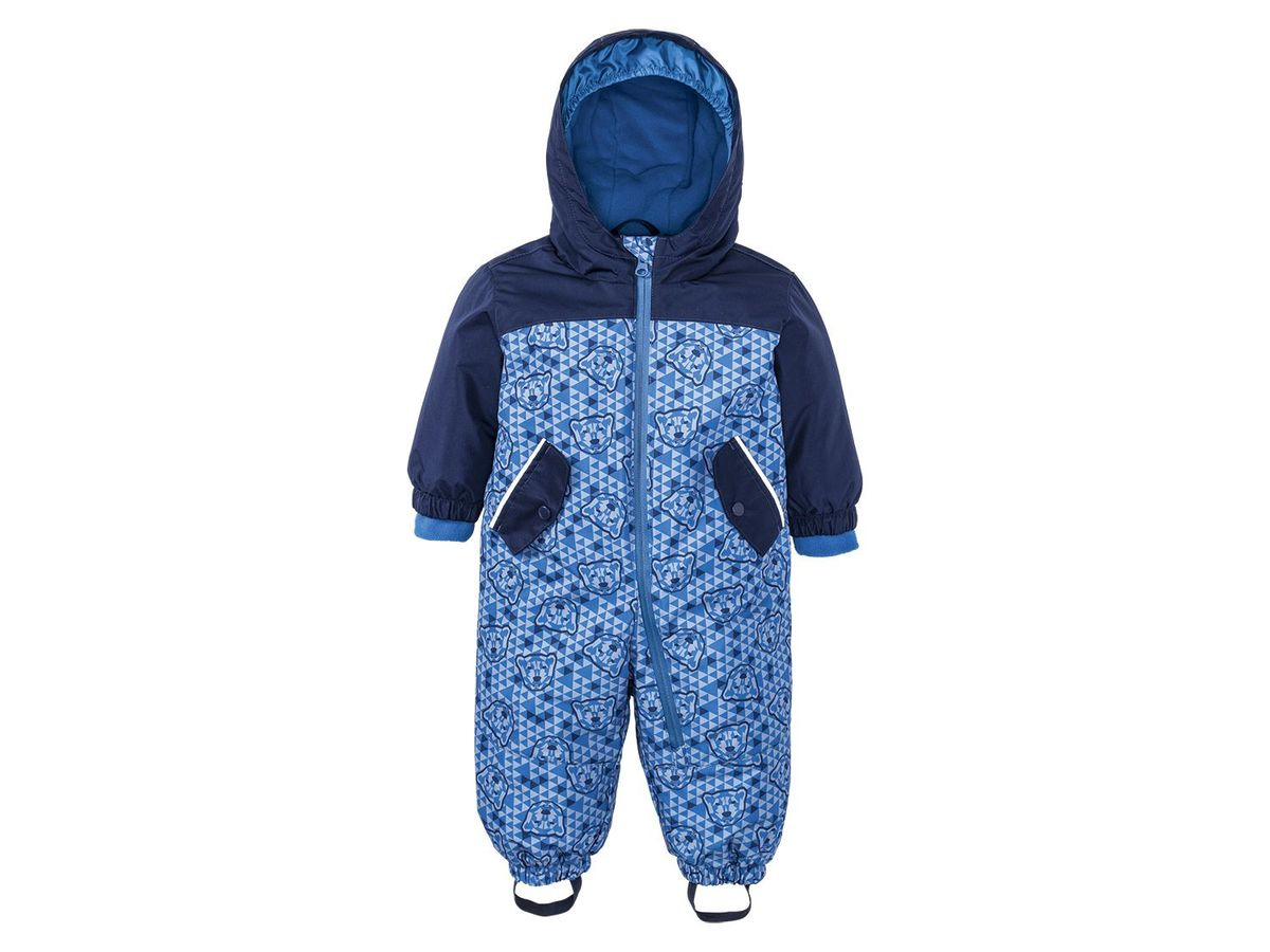 Bild 2 von LUPILU® Baby Jungen Schneeoverall