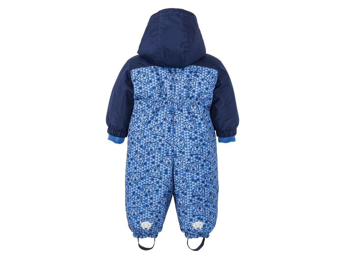 Bild 3 von LUPILU® Baby Jungen Schneeoverall