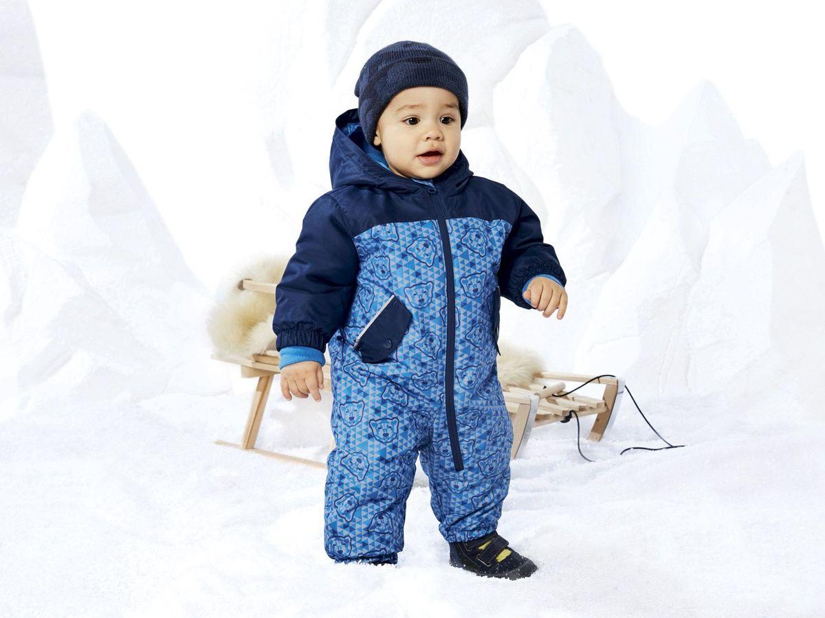 Bild 5 von LUPILU® Baby Jungen Schneeoverall