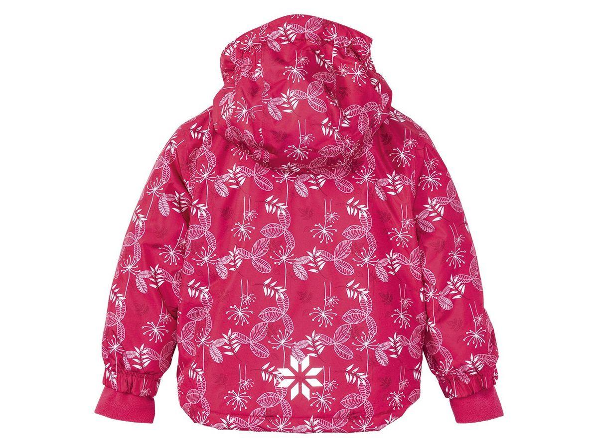Bild 3 von LUPILU® Kleinkinder Mädchen Schneejacke