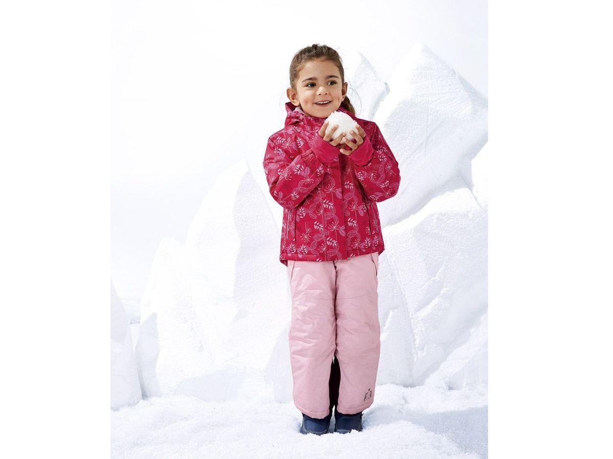 Bild 5 von LUPILU® Kleinkinder Mädchen Schneejacke