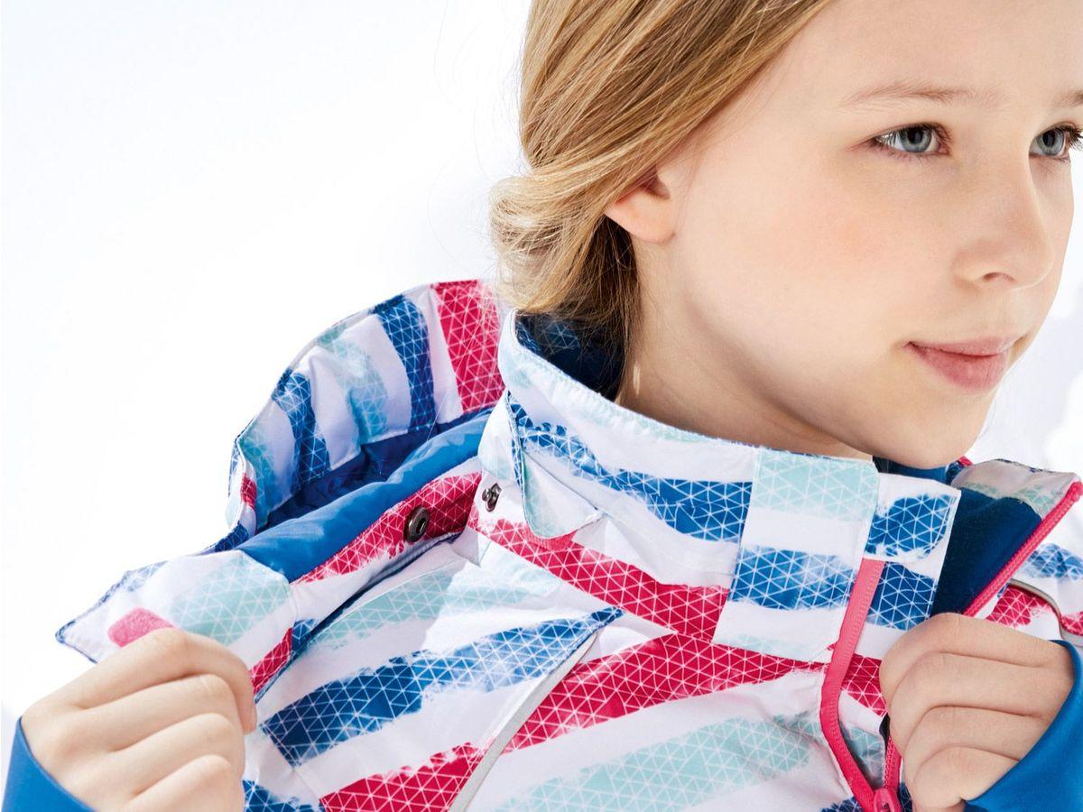 Bild 4 von CRIVIT® Mädchen Schneejacke