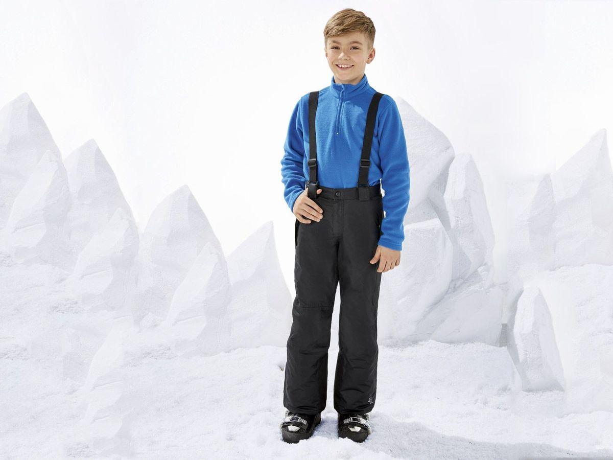 Bild 5 von CRIVIT® Jungen Schneehose