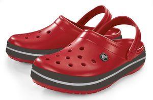 Crocs Crocband für Damen und Herren Rot 38/39