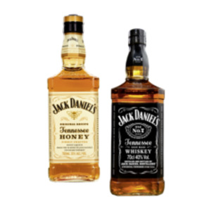 Jack Daniels Tennessee Whiskey, Fire oder Honey