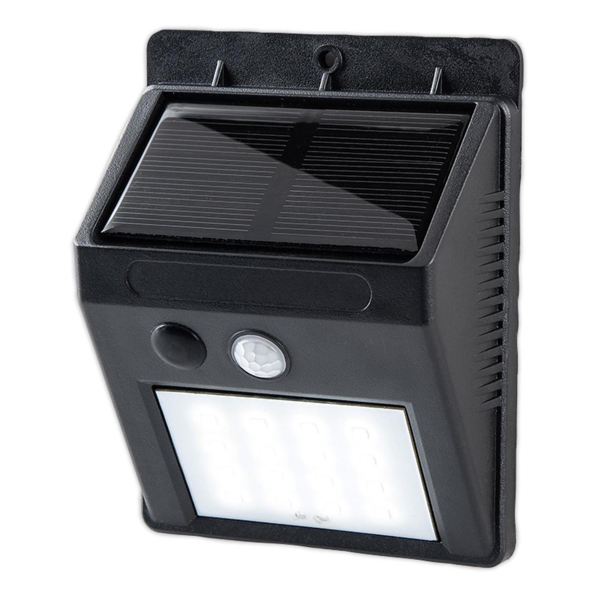 Bild 1 von I-Glow Solar-Wand- und Sicherheitsleuchte
