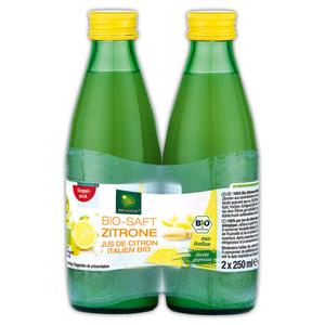 Bio Sonne Bio-Zitronensaft