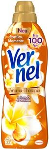 Vernel Aroma-Therapie Balsam-Öl & Orchidee Weichspüler 1L 33 WL