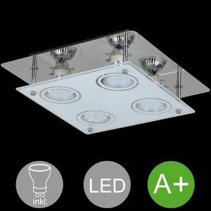 WOHNLING LED Deckenlampe GU10 A+