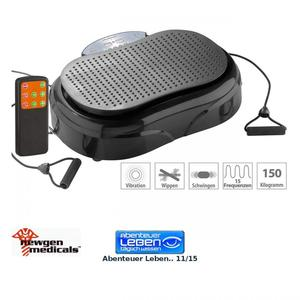 3in1 Fitness Vibrationsplatte