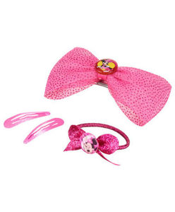 Minnie Mouse - Haarschmuckset - 4-tlg. Set