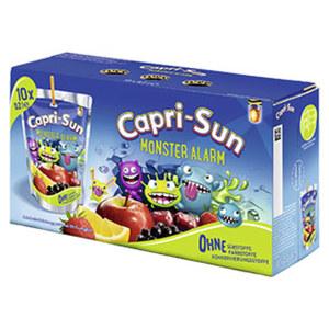 Capri-Sun versch. Sorten, jede 10 x 0,2-Liter-Packung