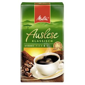 Melitta Café Auslese versch. Sorten, jede 500-g-Vac.-Packung