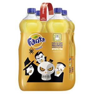 Coca-Cola*, Fanta oder Sprite (*koffeinhaltig), versch. Sorten, jede 4 x 1,5-Liter-Packung