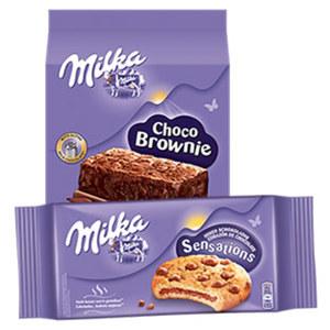 Kuchen Angebote Der Marke Milka Aus Der Werbung