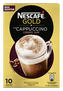 Nescafé Gold Typ Cappuccino cremig zart 10x 14 g