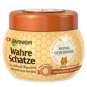 Garnier Wahre Schätze Reparierende Tiefenpflege-Maske 300 ml