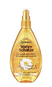 Garnier Wahre Schätze Der wunderbare Nährer Schwereloses Haar-Öl 150 ml