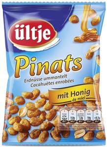 Ültje Pinats mit Honig 150 g