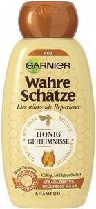 Garnier Wahre Schätze Der stärkende Reparierer Shampoo 250 ml