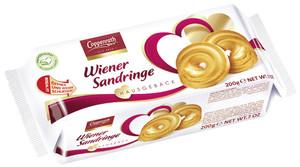 Coppenrath Wiener Sandringe 200 g