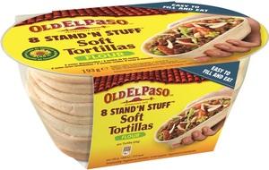 Old El Paso Stand 'N Stuff Soft Tortillas 193 g