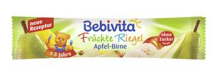 Bebivita Früchte Riegel Apfel-Birne ab 1 Jahr 25 g