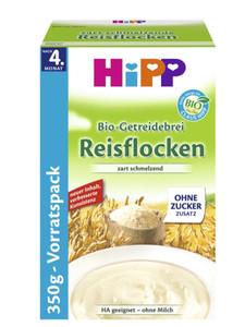 Hipp Bio Getreidebrei Reisflocken 350 g