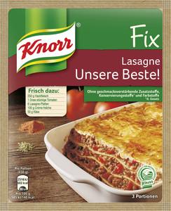 Knorr Fix für Lasagne Unsere Beste! 53 g