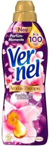 Vernel Aroma-Therapie Sandelholz-Öl & Gardenie Weichspüler 1L 33 WL