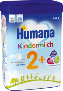 Humana Kindermilch 2+ ab 2  Jahre
