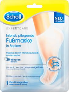 Scholl Fußmaske Expert Care Intensiv, 1 Paar