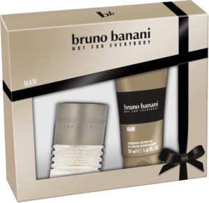 Bruno Banani Geschenkset Man Eau de Toilette 30ml + Duschgel 50ml