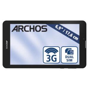 Multimedia-Tablet-PC Core 70 3G • Quad-Core-Prozessor (bis zu 1,3 GHz) • 2 Kameras • microSD™-Slot bis zu 32 GB • Android™ 7.0