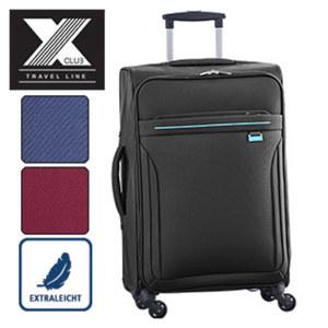 Weichgepäckkoffer Koffer L: 76 cm/3, 87 kg/69 Liter