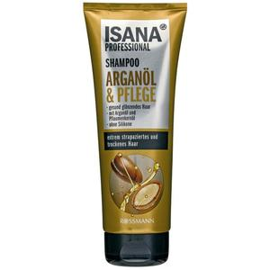 ISANA Professional Shampoo Arganöl & Pflege 0.60 EUR/100 ml