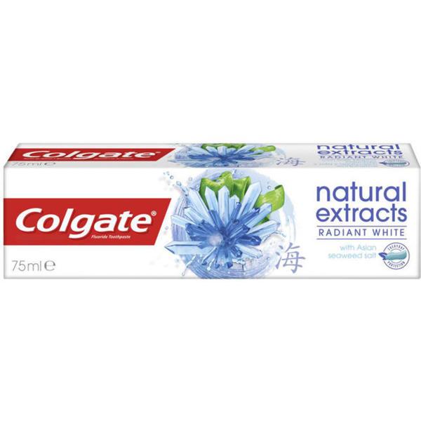 Colgate natural extracts Radiant White Zahnpasta 4.65 EUR/100 ml