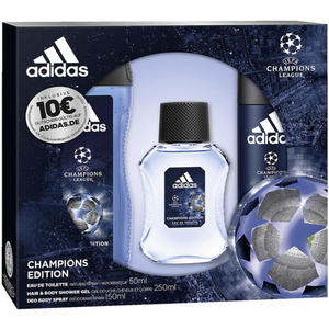 adidas UEFA Champions League Champions Edition Geschenkset
