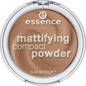 essence mattifying compact powder 43