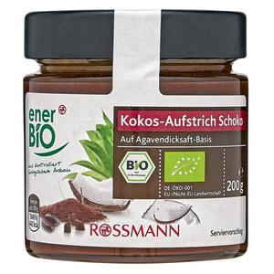 enerBiO Bio Kokos-Aufstrich Schoko 1.50 EUR/100 g
